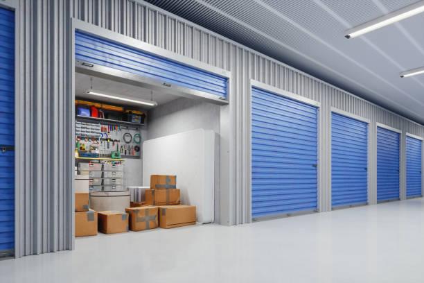 Five Reasons Why Your Business Needs Self-Storage in Salt Lake City, Utah